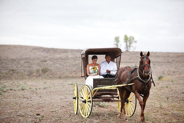 Свадьба - Страны Западной Очарование