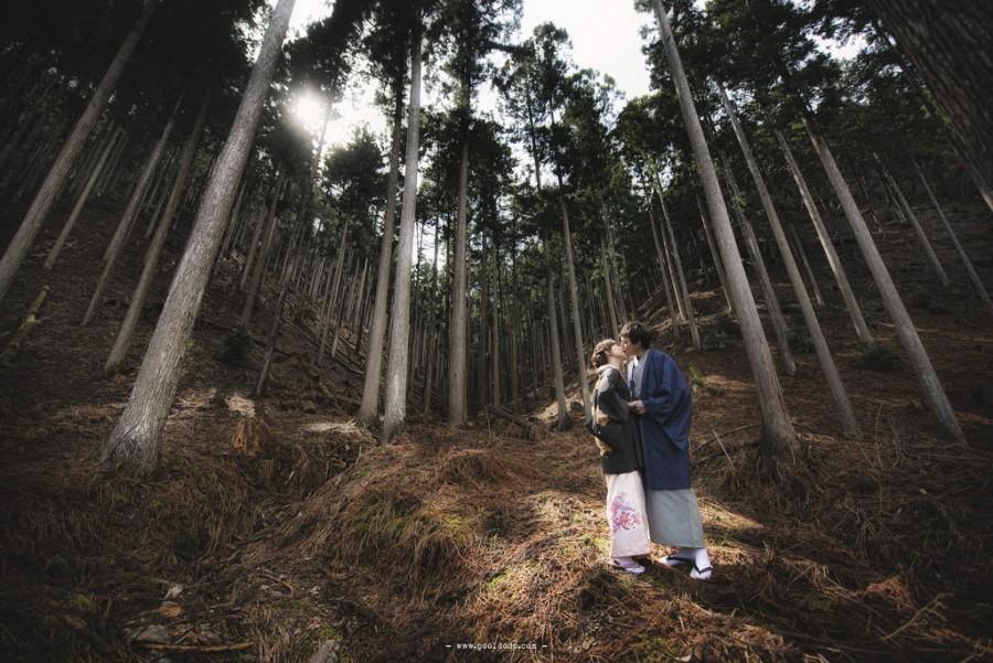 Mariage - [Mariage] Dans La Forêt