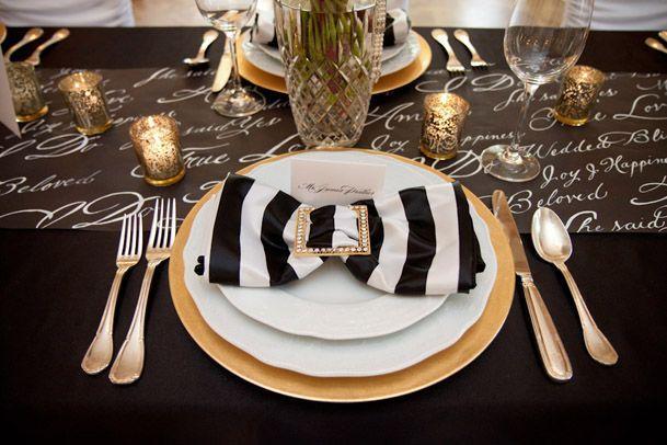 Great Gatsby Wedding - Old Hollywood Glam Wedding... #2069165 ...