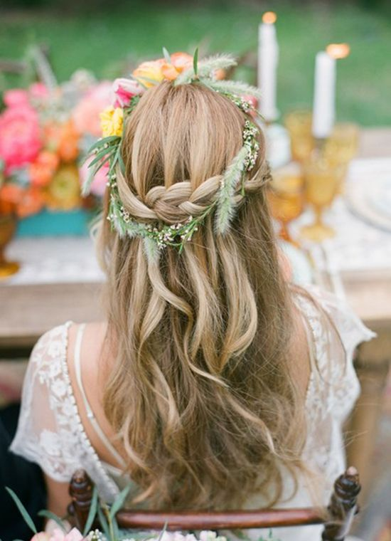 A Boho Chic Wedding