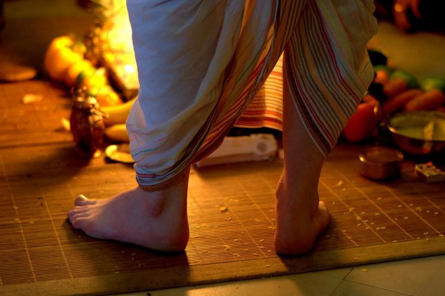 Mariage - Hare Krishna