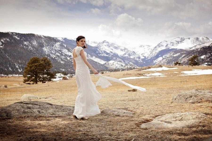 Mariage - Brandy à Beaver Meadows