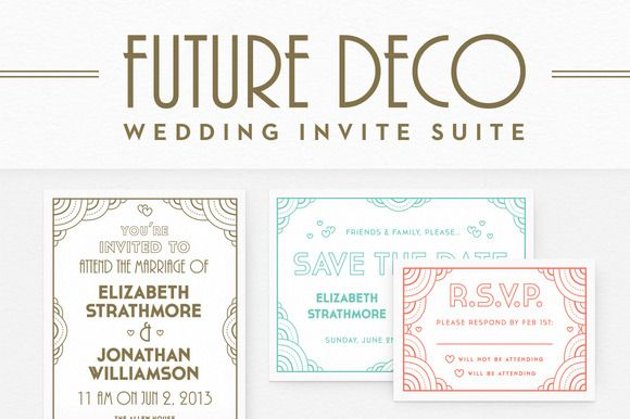 Свадьба - FutureDeco Свадьбу Приглашают Люкс