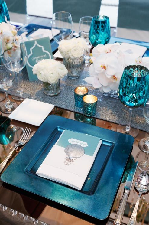 8de1f6c2f7c Tiffany Blue Wedding - Color Me Ocean #2069977 - Weddbook