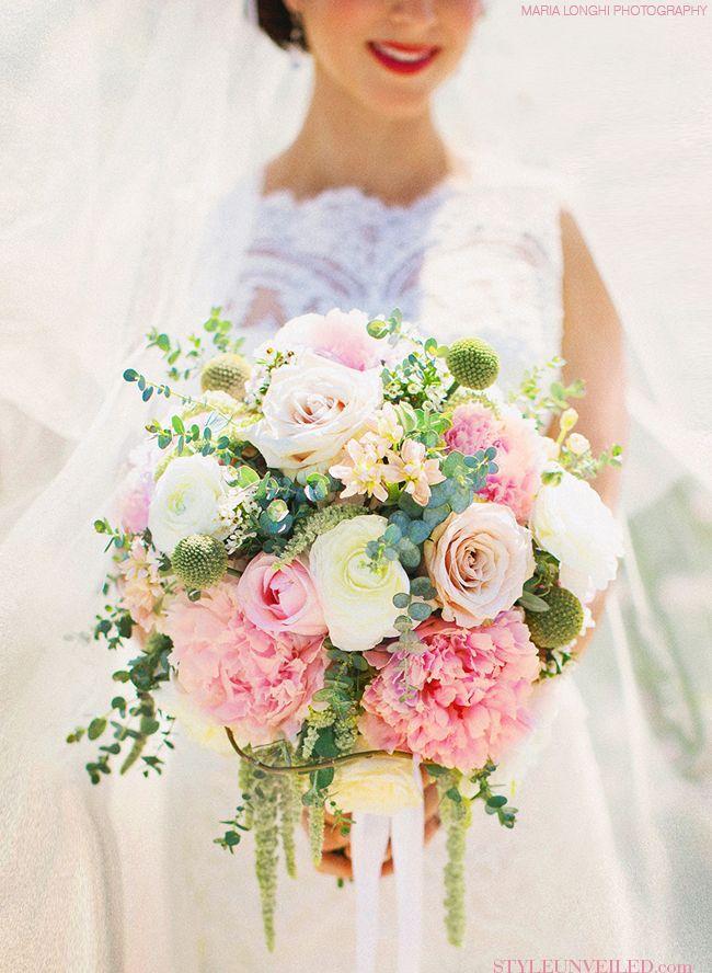 زفاف - السيدات باقات الزفاف وجنتلمان Boutonnieres ❤ ️