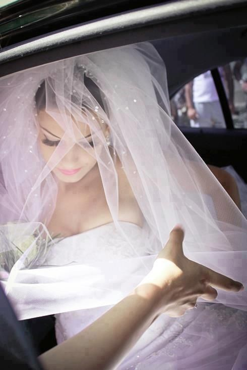 Свадьба - Блестящее Покрывало!