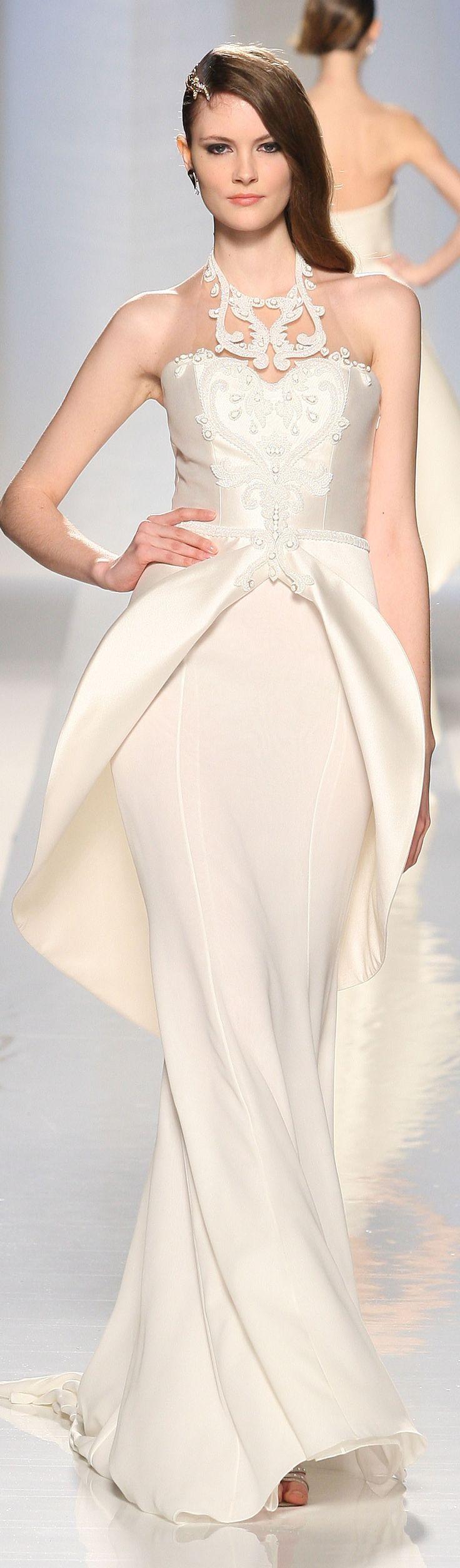 Dress - Fausto Sarli Haute Couture ~ #2070130 - Weddbook