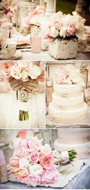 Свадьба - Бледно-Розовый