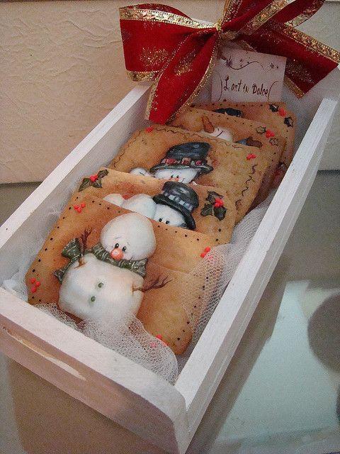 Свадьба - Рождественское Печенье