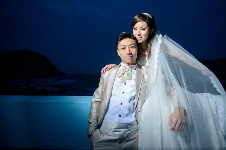 Свадьба - Джерри & Eva@ О'Ши, Hk