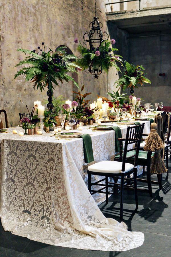 Mariage - Tablescape ● Alfresco à manger