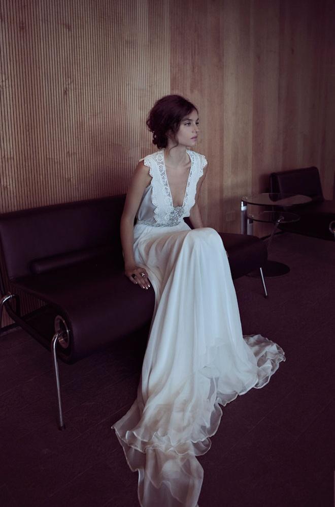 Wedding - Zahavit Tshuba Wedding Gown