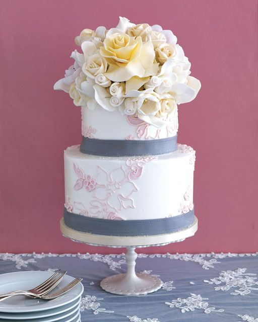 Mariage - 25 Plus Beaux gâteaux de mariage!