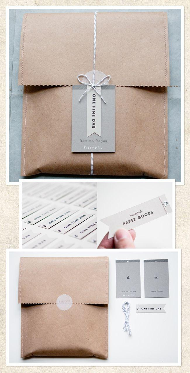 Mariage - Simple emballage efficace