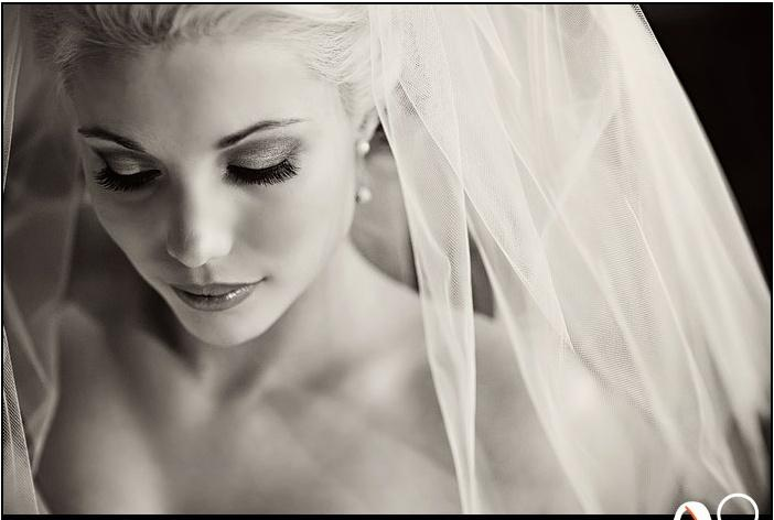 Wedding Veils Beautiful Bridal Makeup Hair And Veil