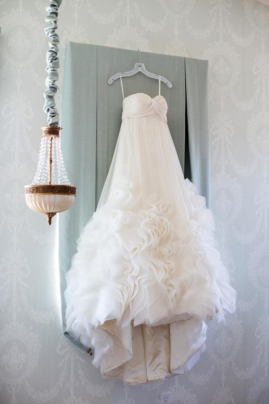 Mariage - Il est tout au sujet de robe ...