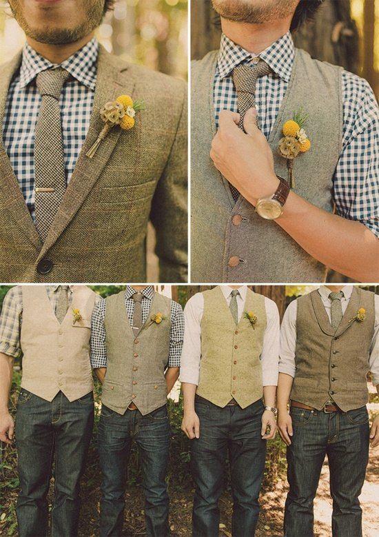 Wedding - Country Western Wedding Inspiration