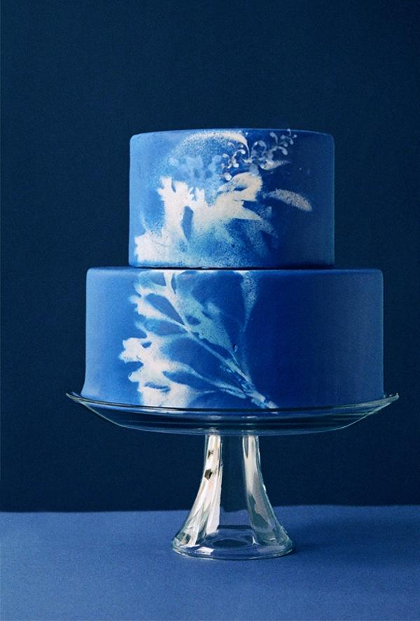 زفاف - الأزرق الزفاف