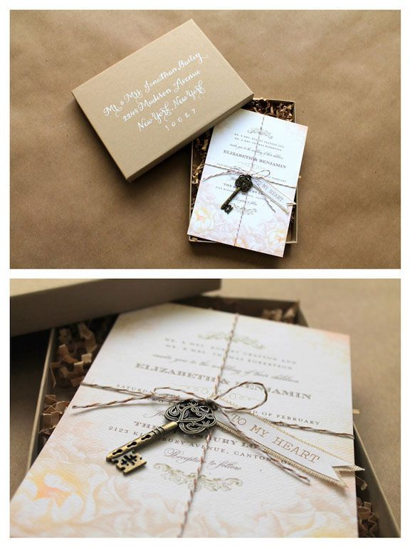 Mariage - Save The Dates Inspiration Engagement Photos