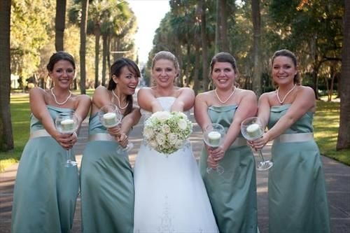 Mariage - Enticingly Teal