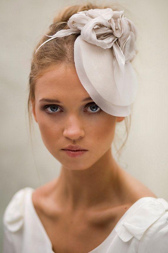 Свадьба - Свадебные Шляпы И Fascinators
