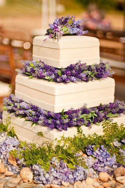 Hochzeit - Flieder / Lavendel-Hochzeit