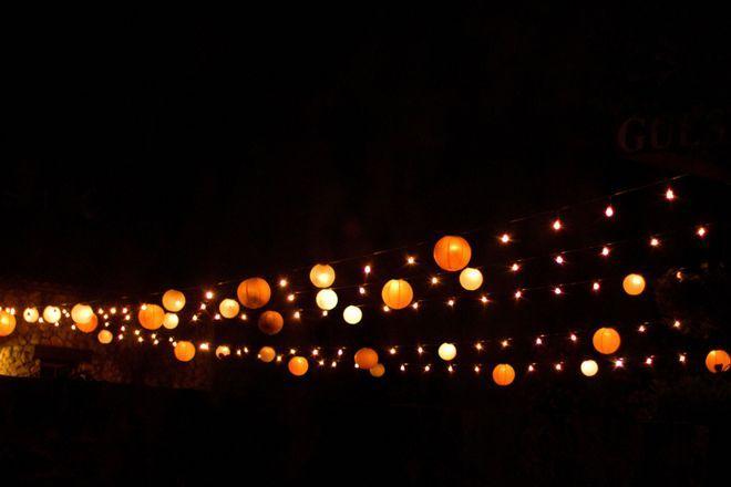 Wedding - Lights, Lights, Lights