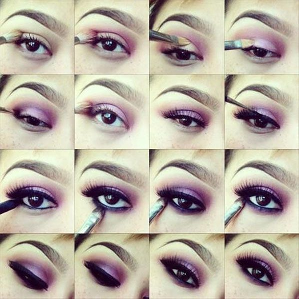 Bridal Eye Makeup 2018 Step By Step : Makeup - Eye Makeup Tutorial #2072287 - Weddbook