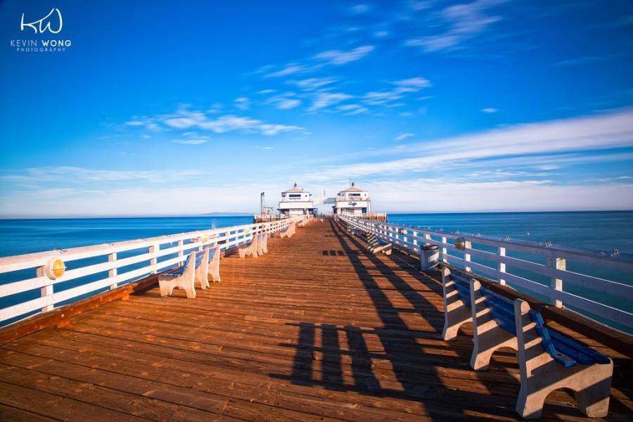 Wedding - Malibu Sport Fishing Pier