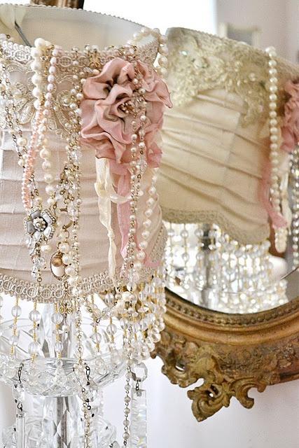 Weddings - Vintage Lace, Pearls & Rhinestones #2072310 - Weddbook