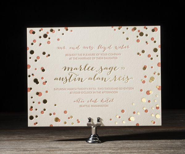 Wedding - Coral Wedding Inspiration
