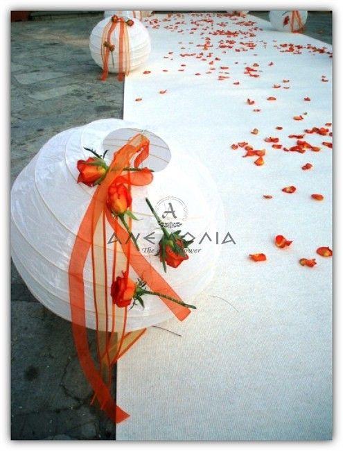 Свадьба - Оранжевый Свадьбы