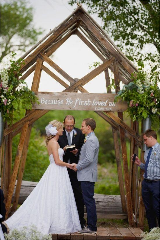 Wedding - Country Wedding