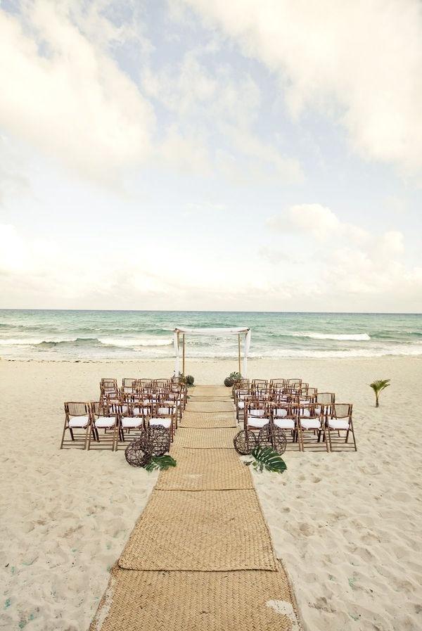 زفاف - الزفاف: في الهواء الطلق