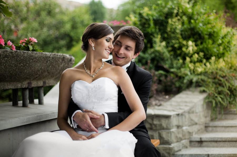 Wedding - Enamored Couple