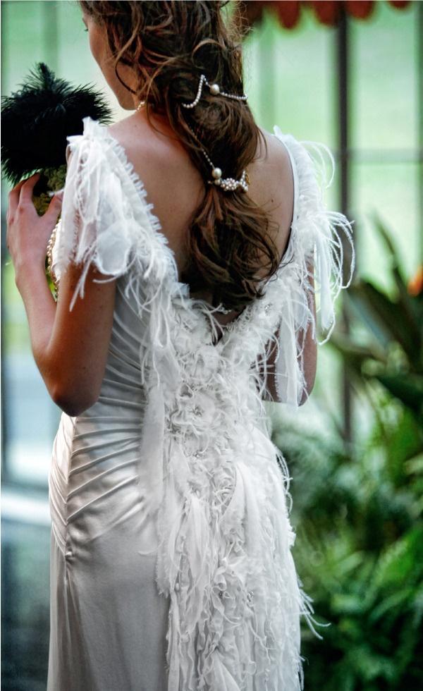 Mariage - La face arrière ..
