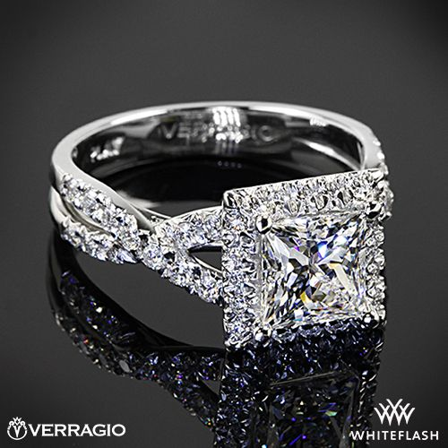 wedding engagement ring verragio