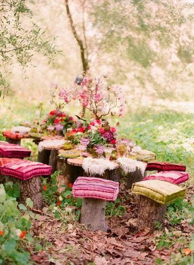 Wedding - Bohemian Wedding
