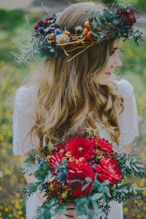 زفاف - البوهيمي الزفاف