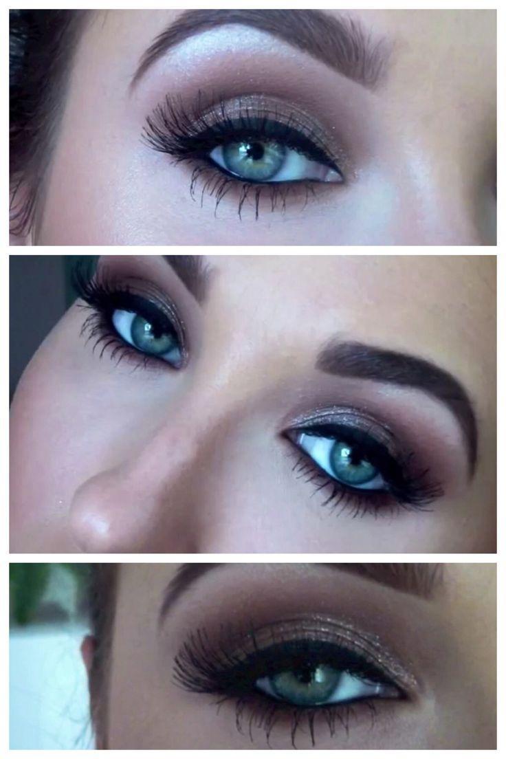 Свадьба - Глаз # макияж # Идеи
