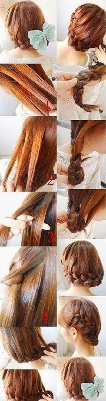 Swell Wedding Hairstyles Hair Tutorial 2073925 Weddbook Short Hairstyles For Black Women Fulllsitofus