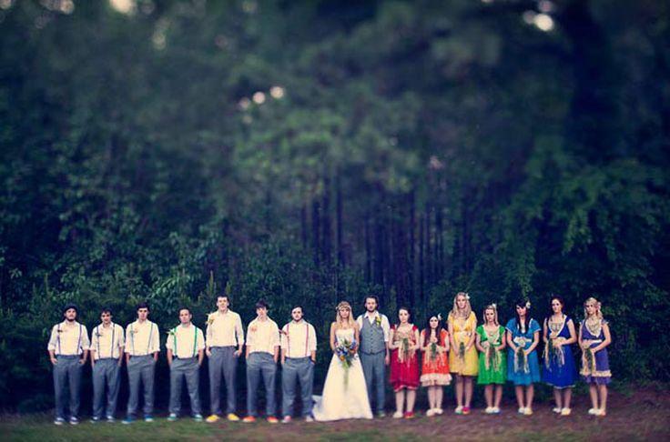 Wedding - Retro Wedding.