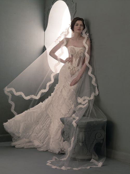 Wedding - Weddings-Bride,Veil