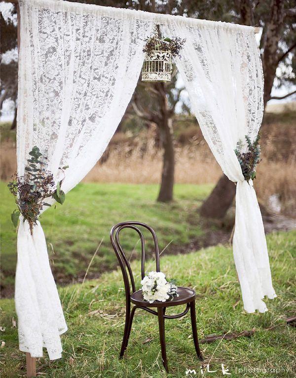 Wedding - Rustic Woodlands