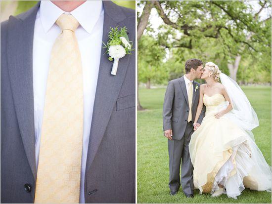 Mariage - Jaune Inspiration de mariage