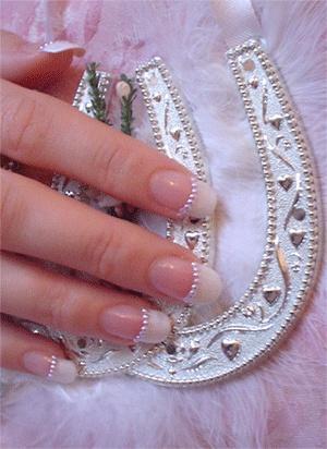 Hochzeit - Ehe-Maniküre