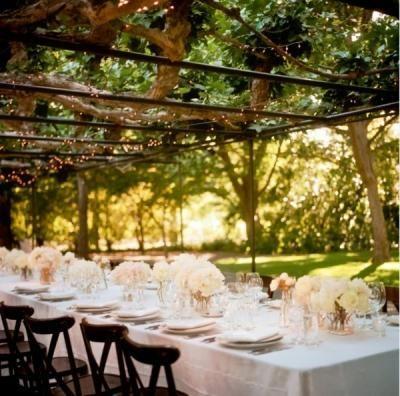 Garten Hochzeit Romantische Garten Hochzeit 2074648 Weddbook