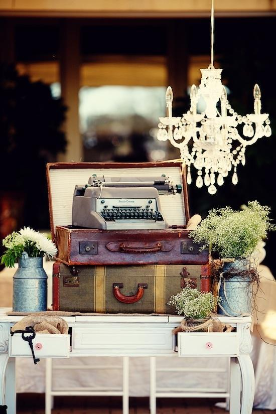 Wedding - Vintage Wedding Inspiration...