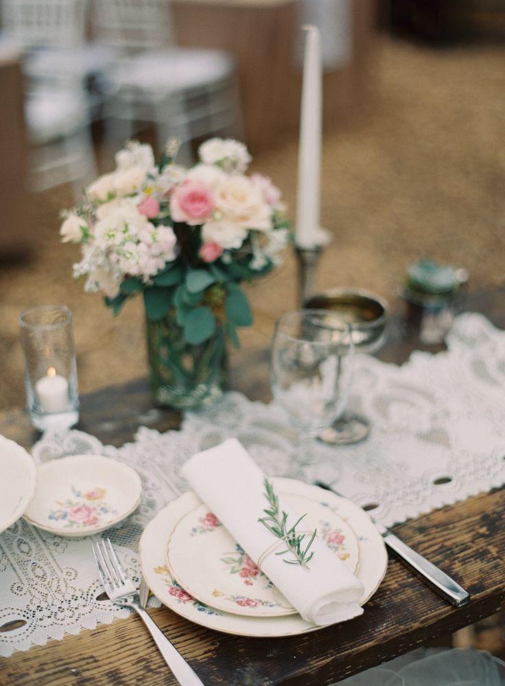 Hochzeit - Platz-Einstellungen