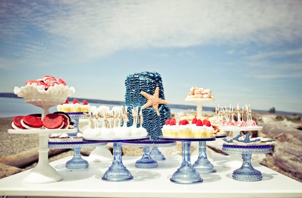 Wedding - Nautical Wedding Inspiration